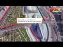 IAAF Trinidad Alfonso World Half Marathon Championships Valencia 2018 3D Course Map