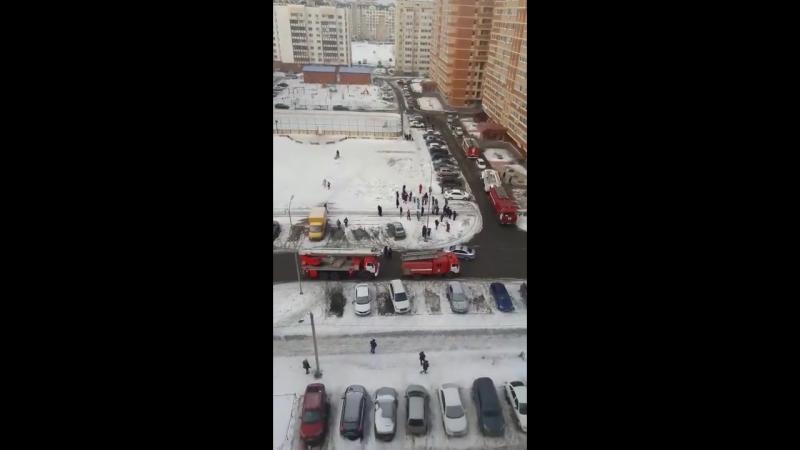 В России азербайджанка подожгла себя в ходе семейной ссоры, в результате погибли ее родные и дети