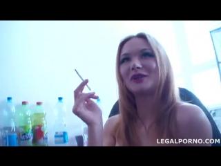 Русское порно на съемках
