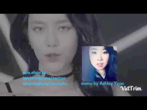[ORIG DEMO] AOA - Bing Bing by Alishia Yoon