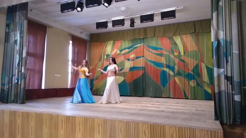 Дуэт табла танец в моей Семье (Мама Дочь) Стороженко Оксана и Зайц Алёна_1 место