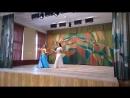 Дуэт табла танец в моей Семье Мама Дочь Стороженко Оксана и Зайц Алёна_1 место