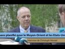 Interview / Chaos planifié pour le Moyen Orient et les Etats Unis de Christoph Hörstel