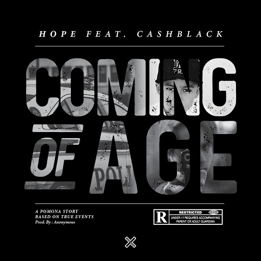 Hope альбом Coming Of Age