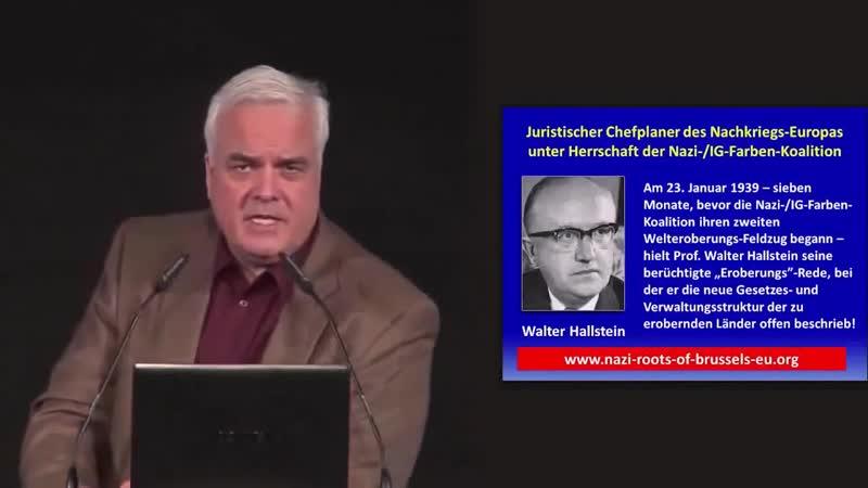 Der neue Faschismus - Die Ursprünge der EU-Diktatur