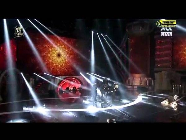 140116 EXO-M Mirotic EXO-K Sorry Sorry @ 28th Golden Disk Awards