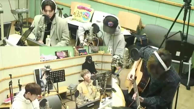 [Радио] 180206 DAY6 - 노력해볼게요 (Ill TRY) @ KBS Cool FM Kiss The Radio