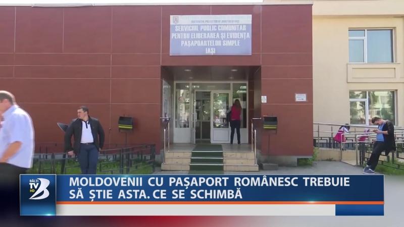 MOLDOVENII CU PAȘAPORT ROMÂNESC TREBUIE SĂ ȘTIE ASTA CE SE SCHIMBĂ
