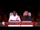 Ellen and Sean Love Combs Answer Burning Questions