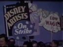1941 Disney Strike Footage