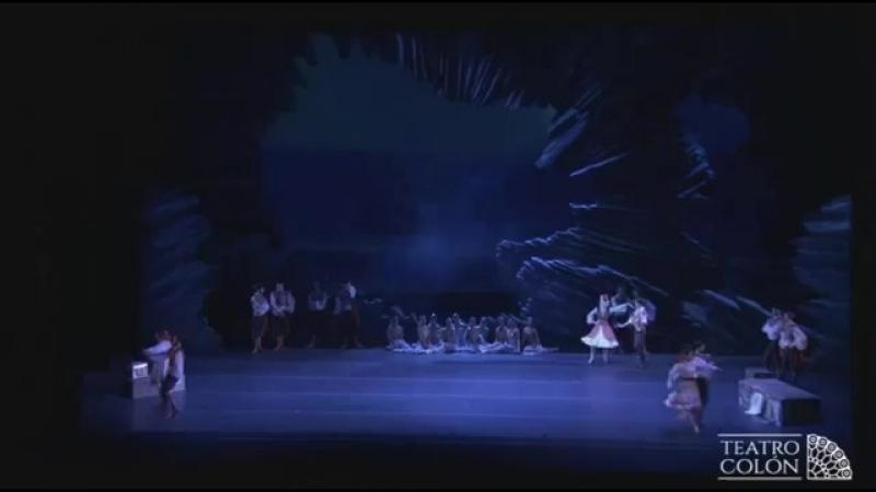 Corsaire 2, Muzyca, Fernandez, Peredo Aguirre, Iglesias, Velazquez, Trabalon, Teatro Colón 2018