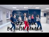 Jazz-Funk (By Julia Banana) J-Dance Studio