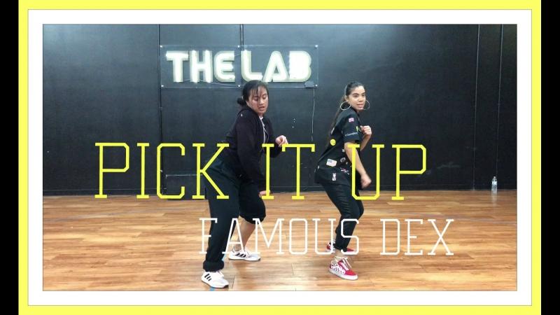 Pick it Up by Famous Dex / Sienna Nat Bat