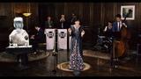Ice Ice Baby (w Ice Sculpture of Vanilla Ice) - Vintage Jazz Cover ft. Aubrey Logan