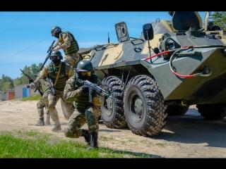 60 лет войсковой части Росгвардии города Заречный
