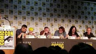 Invader Zim: Enter the Florpus Panel Part 1/? - Comic Con 2018
