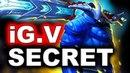 SECRET vs iG.VITALITY - 1st Place Battle - MDL MAJOR DOTA 2