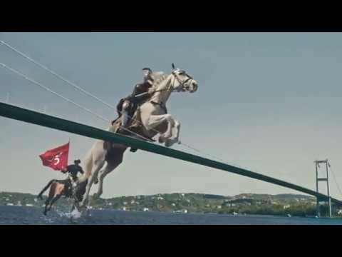 İstanbul'un Fethi'nin 565. Yıldönümü Muhteşem Reklam 2018 - Cumhurbaşkanlığı