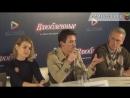 Пресс конференция Влюбленные Belle Du Seigneur Press Conference