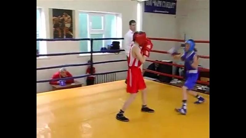 Турнир по боксу среди юношей прошёл в Юждаге