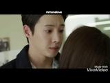 T-Ara Jiyeon Kissing cut - My runway web drama