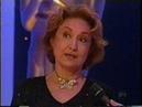 Troféu Imprensa. A atriz Eva Wilma recebendo o prêmio em 1999.