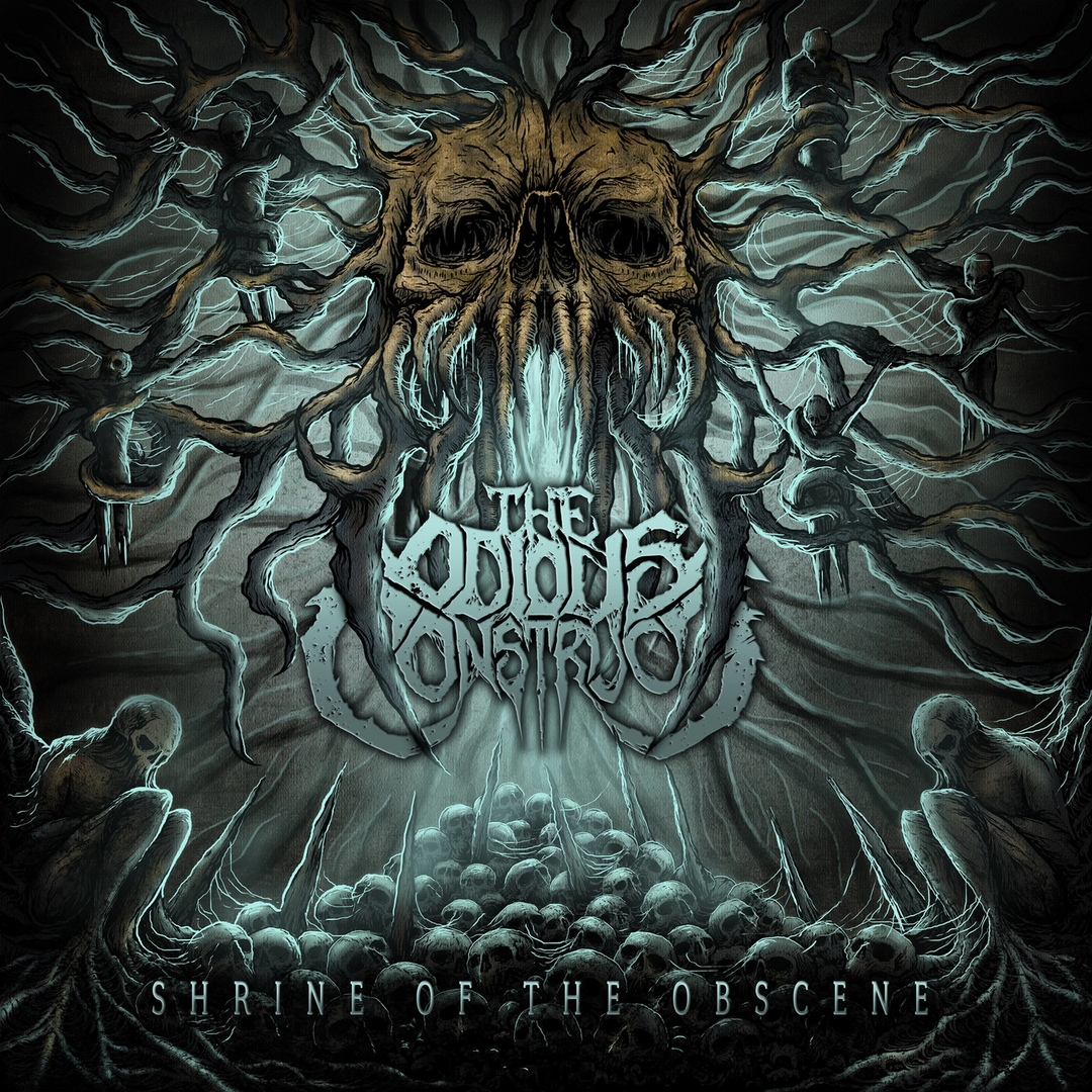 The Odious Construct - Shrine of the Obscene [EP] (2018)