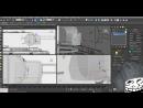 Моделирование танка КВ 2 3DMax Olen IZ WoT