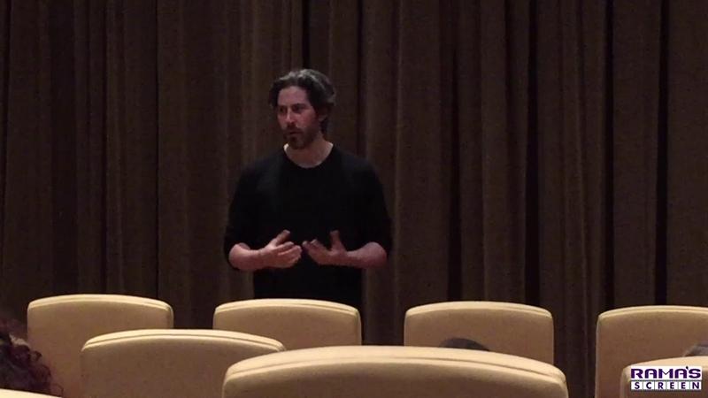 Film Director Jason Reitman's Brief Speech about 'THE FRONT RUNNER' Movie