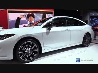 2019 Toyota Avalon - Exterior Walkaround - 2018 Montreal Auto Show