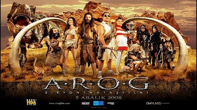 A.R.O.G - Cem Yılmaz-2008 Cem Yılma Özge Özberk, Zafer Algöz