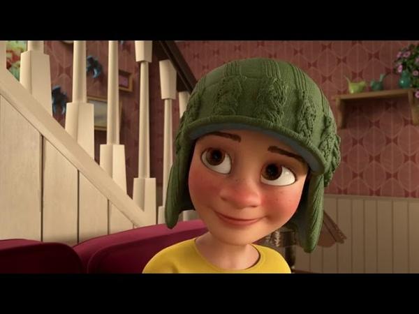 Биг-фут мультфильм