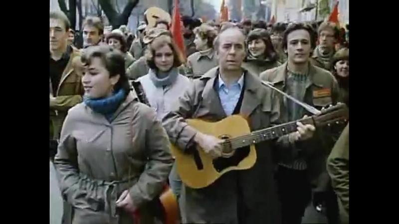 Олег Борисов И всё таки мы победили из х ф По главной улице с оркестром ДГ