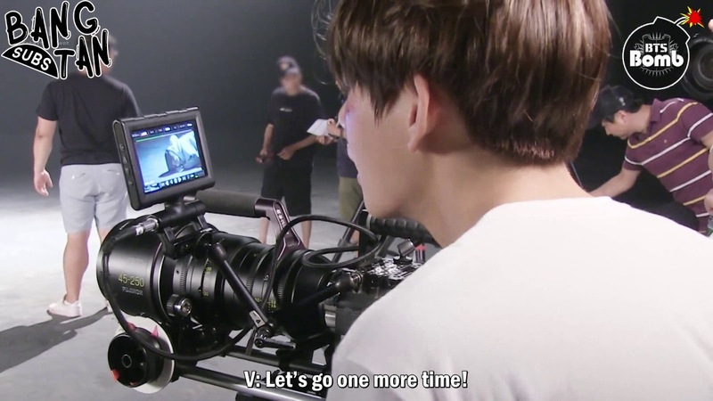 [ENG] 161119 [BANGTAN BOMB] WINGS Short Film Special - Stigma (Camera Director V)