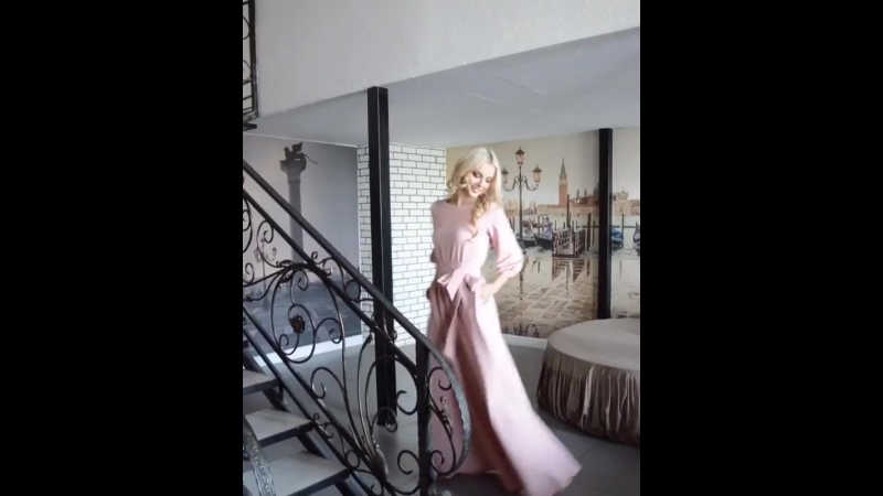 Красивейшее платье в пол! Артикул 5130
