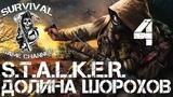 ФИНАЛ S.T.A.L.K.E.R. Долина Шорохов прохождение 1080p Часть 4