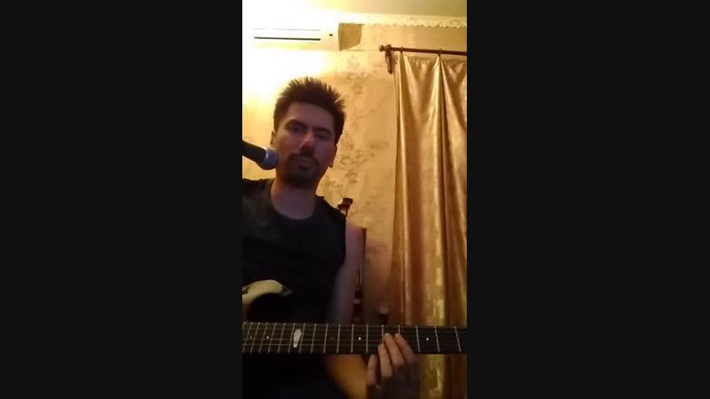 гитара с комбиком