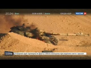 Реальная работа войск ССО в Сирии. Освобождение Пальмиры