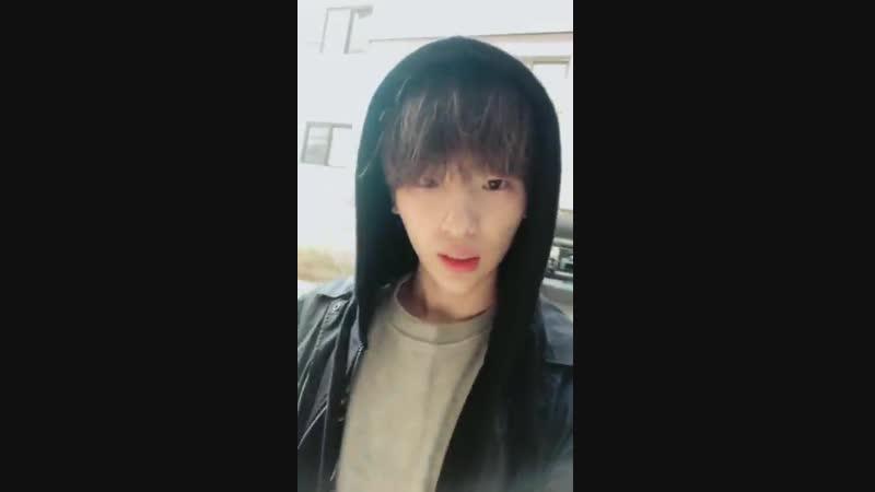 181113 Twitter TOPSECRET Junghoon
