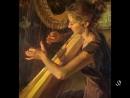 Menuet - Boccherini _ Nicolas De Angelis and Daniel Gerhartz - paintings