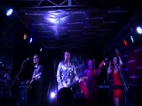 Red Elvises Don't crussify Me