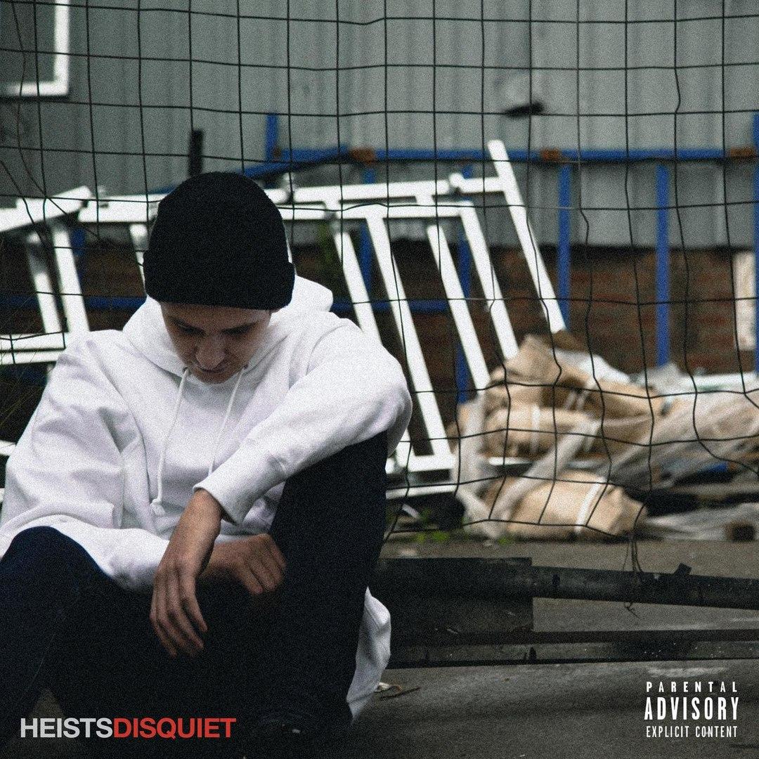 Heists - Disquiet [EP] (2018)