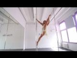 Евстегнеева Анастасия Pole Dance Promo