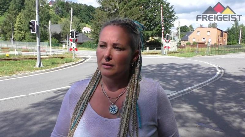 2018-06-19 Freigeist e.V. Messer-Überfall in Schwarzenberg - Hier spricht die Mutter zum Fall!