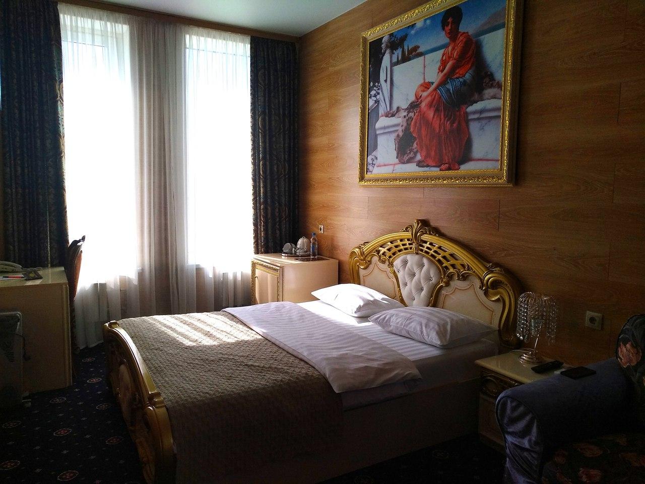 Гранд Отель Белорусская. Москва.