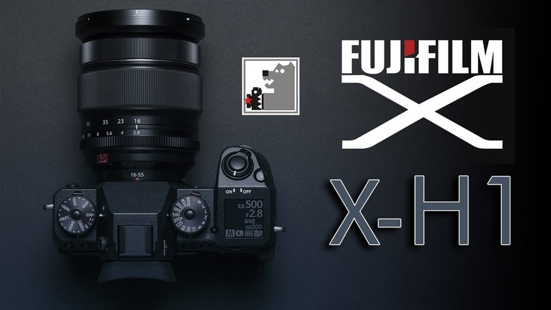 FUJIFILM X-H1   Новый флагман X - FUJIFILM