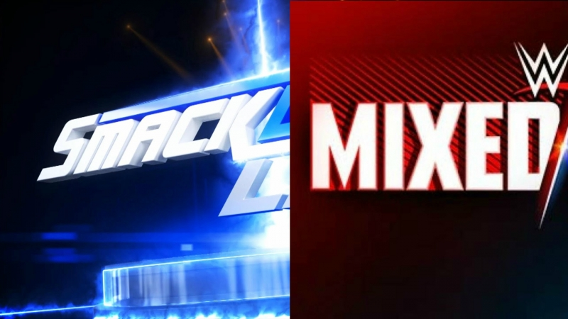 WWE SmackDown Live и Mixed Match Challenge