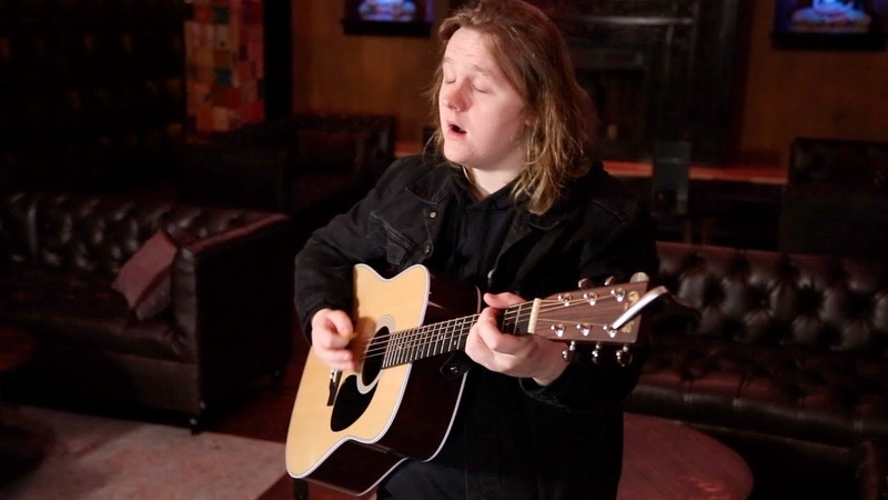 Lewis Capaldi - Mercy - On The Road