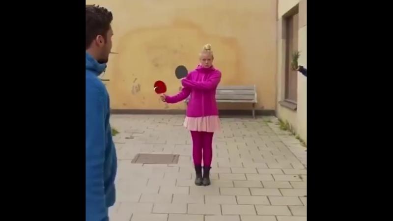 опасный трюк