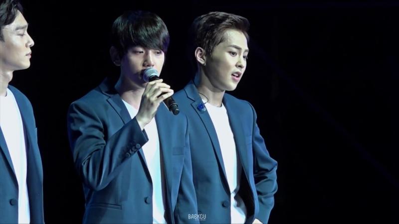 160326 상해 K-POP SING FOR YOU (시우민백현 FOCUS)